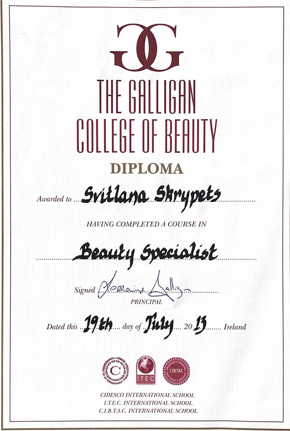 zertifikat_gallican